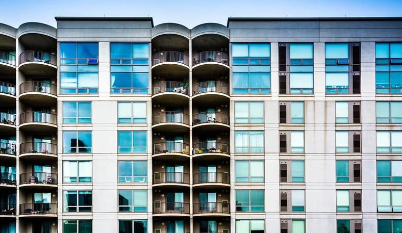 ApartmentbuildinginPhiladelphia,Pennsylvania
