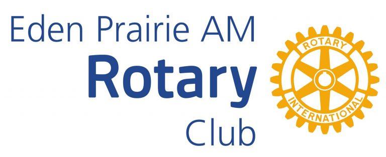 Eden Prairie AM Rotary Club Logo