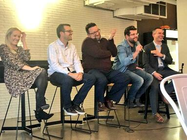 Social Selling Panel 2019 Twin Cities Startup Week
