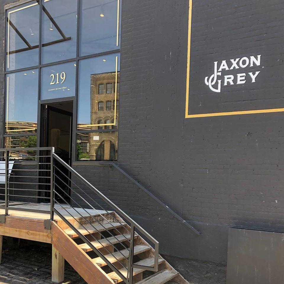 JAXON GREY
