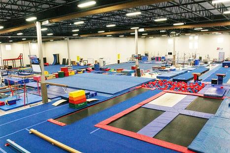 Jam Hops SBA 504 Loan Gymnastics