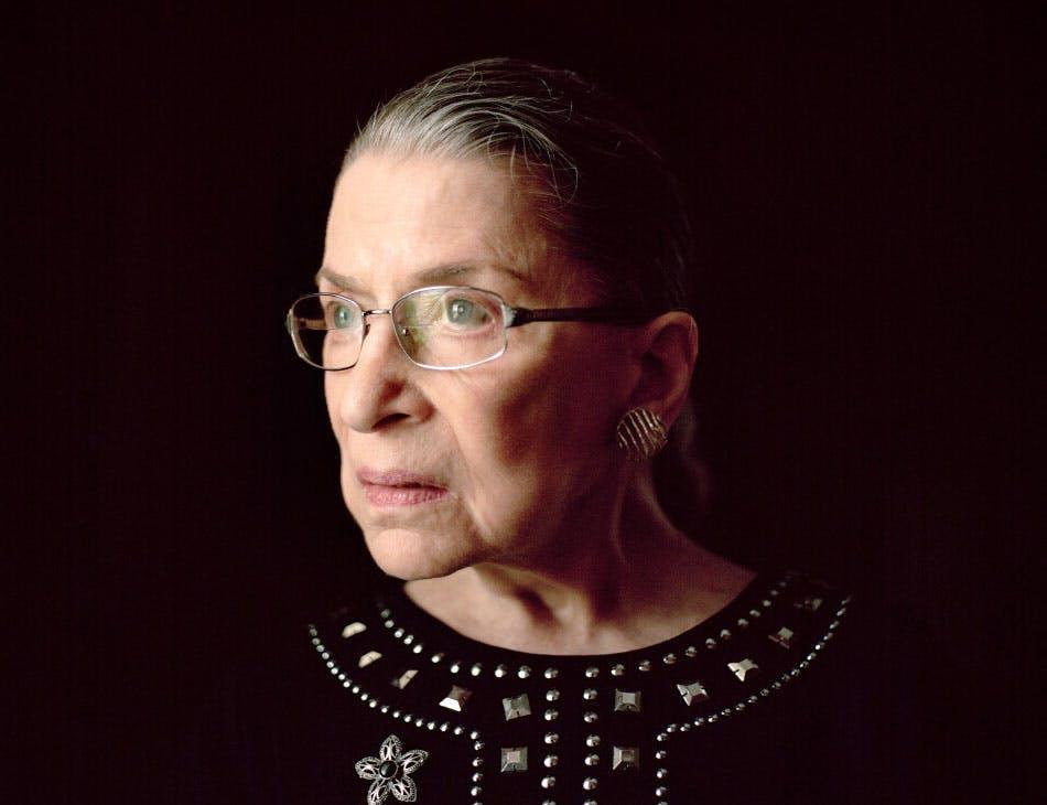 Justice Ruth Bader Ginsburg and impact on banking