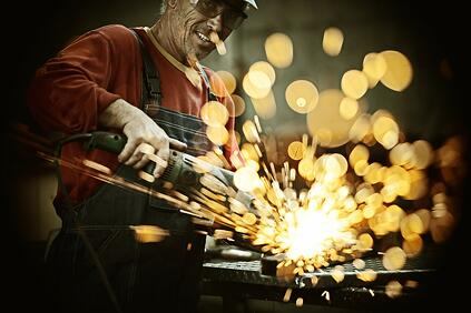 Small welding business