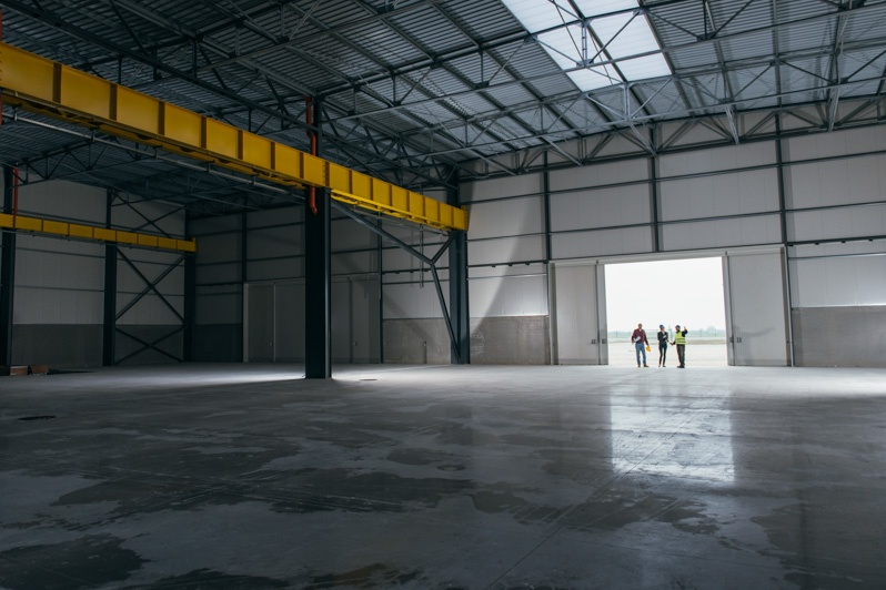 retail, office and industrial/warehouse real estate
