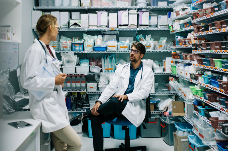 pharmacy employees