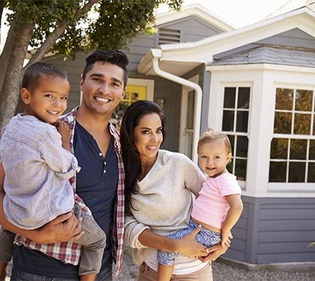single family home