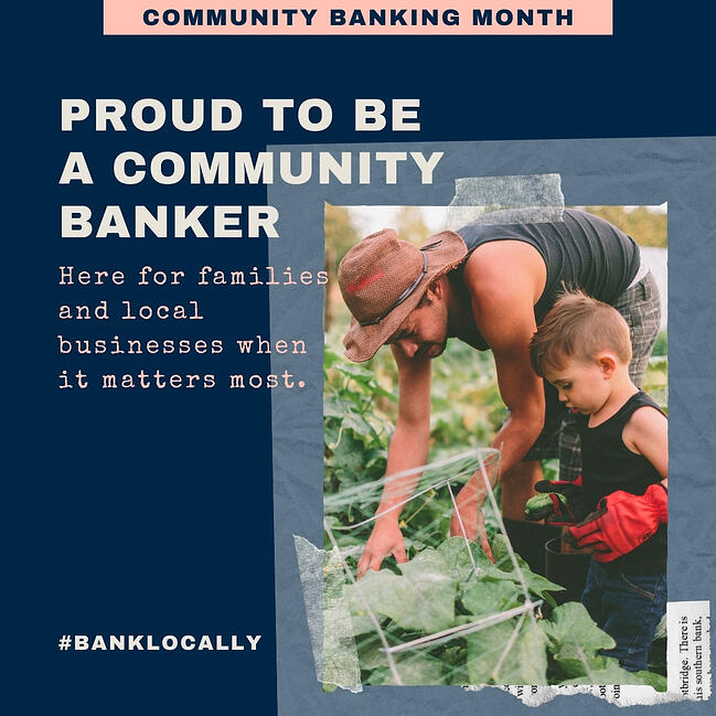 community-banking-month-4