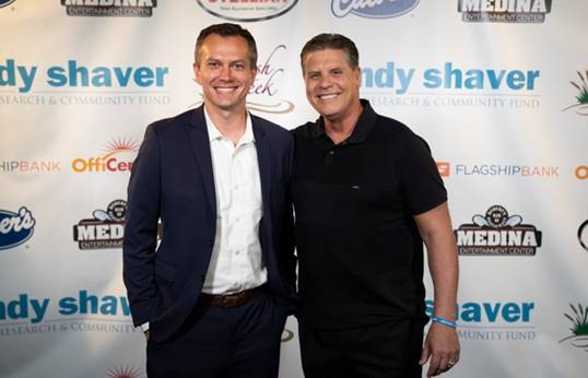 Randy Shaver & Andy Schornack, Flagship Bank Partnership