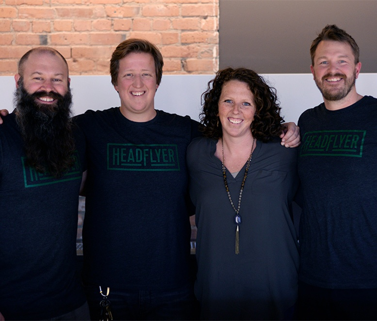 headflyer brewing team